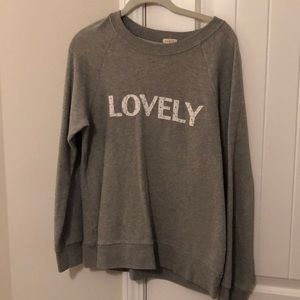 J. Crew LOVELY Sweater